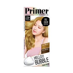 Hello Bubble Hair Colour Primer [#Hair Lightener]