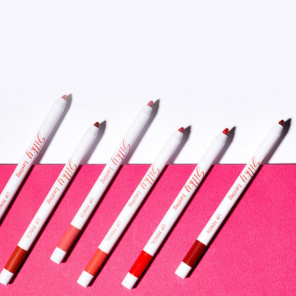 Silky Lasting Lip Pencil [#Apple Burnt]