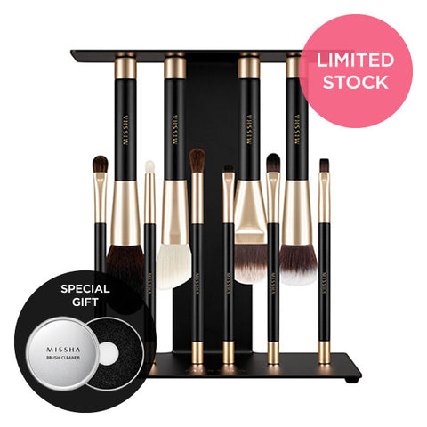 Standing Magnetic Brush Set [10 Brushes]