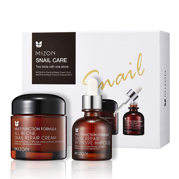 Snail Care [#Two Birds with One Stone] Special Set