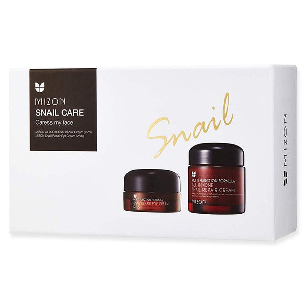 Snail Care [#Caress My Face] Special Set