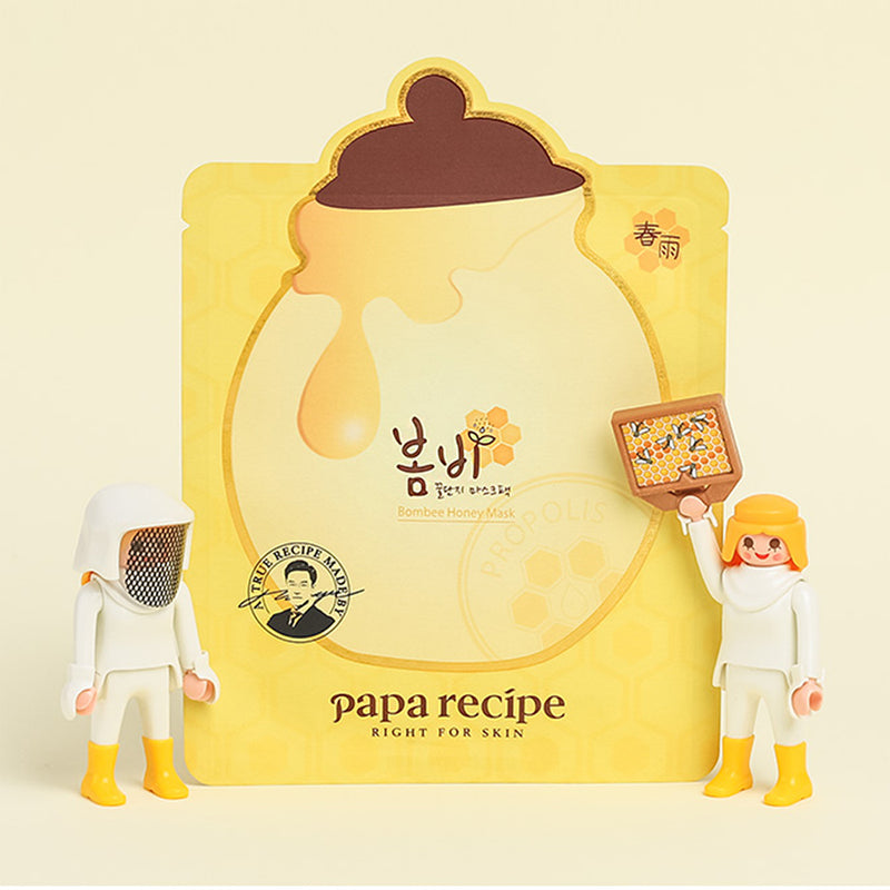 Bombee Honey Mask Set [10 Masks]