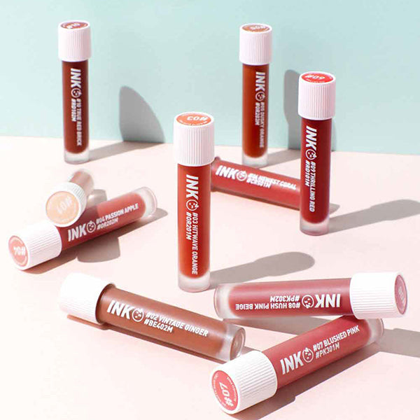 Ink Matte Blur Tint [#09 Thrilling Red]