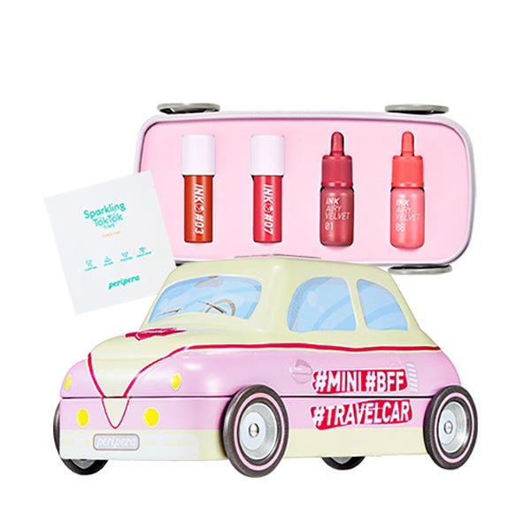 Mini Mini Travel Car Set
