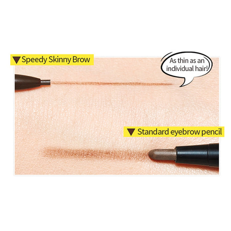 Speedy Skinny Brow [#03 Natural Brown]