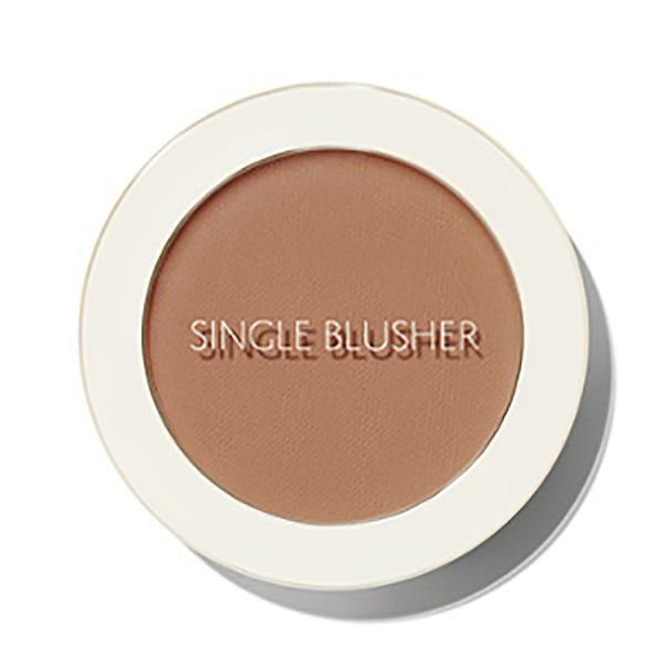 Saemmul Single Blusher [#BR01 Call Me Brown]