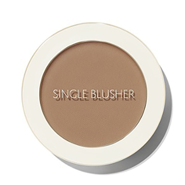 Saemmul Single Blusher [#BR03 Cloudy Brown]