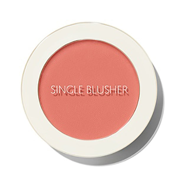 Saemmul Single Blusher [#CR02 Baby Coral]