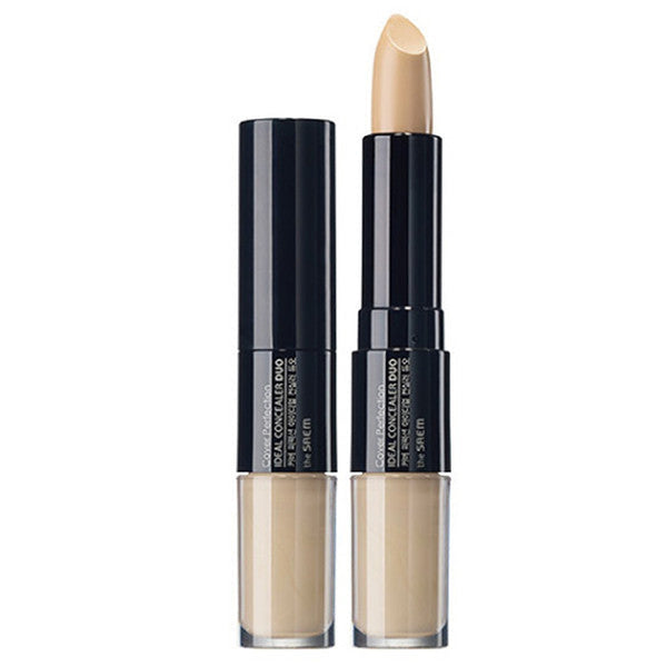 Cover Perfection Ideal Concealer Duo [#1.0 Clear Beige]