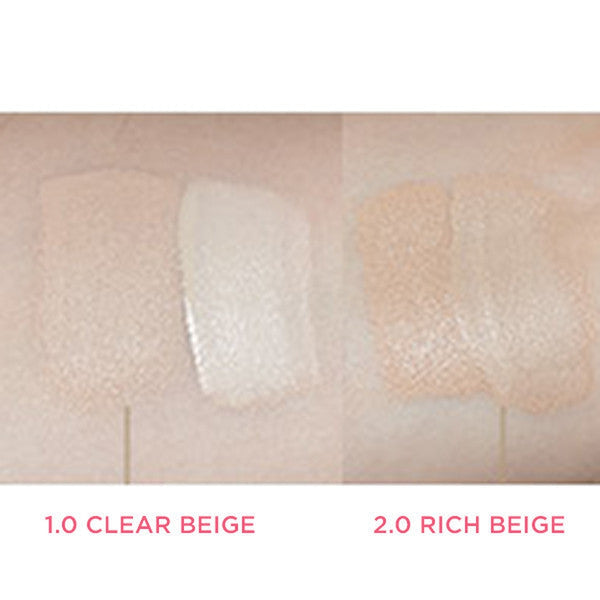 The Saem Cover Perfection Ideal Concealer Duo [#1.0 Clear