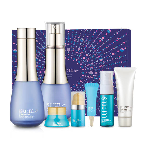 Water-full Skin Refresher & Gel Lotion Special Set