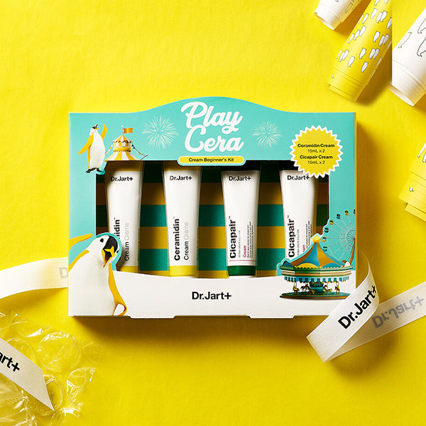 Play Cera Cream Begginer's Kit