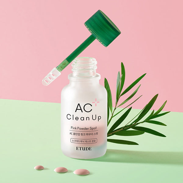 AC Cleanup Pink Powder Spot