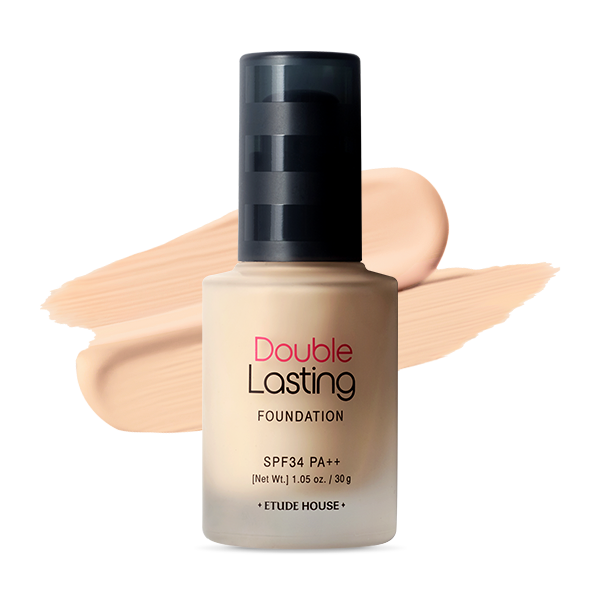 Double Lasting Foundation SPF34 PA++ [#P03 Light Vanilla]
