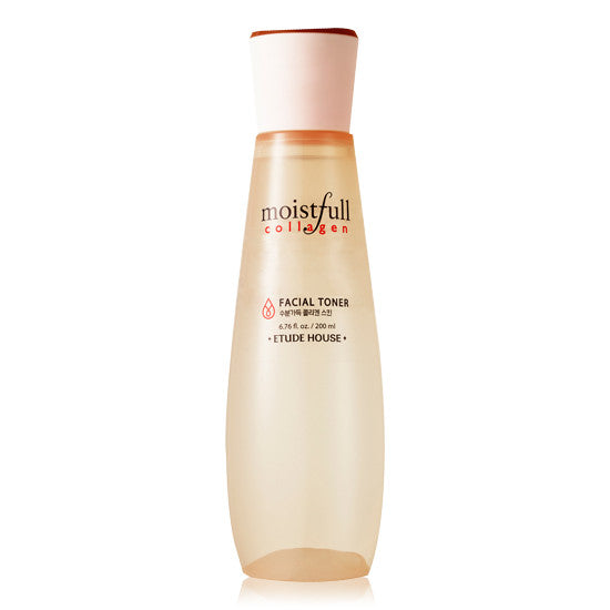 Etude House Moistfull Collagen Facial Toner - Hikoco - Korean Beauty, Skincare, Makeup, Products in New Zealand - 1
