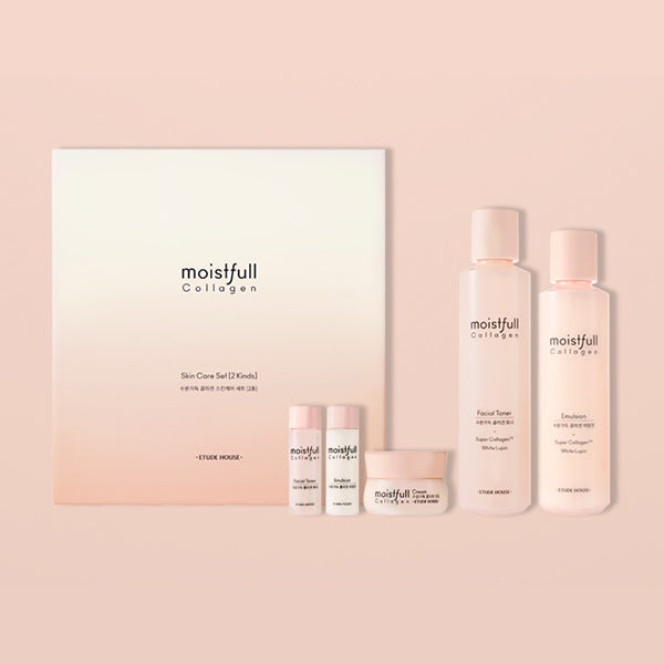 Moistfull Collagen Skincare Set