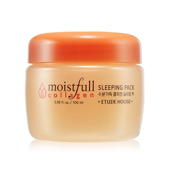 Etude House Moistfull Collagen Sleeping Pack - Hikoco - Korean Beauty, Skincare, Makeup, Products in New Zealand - 1