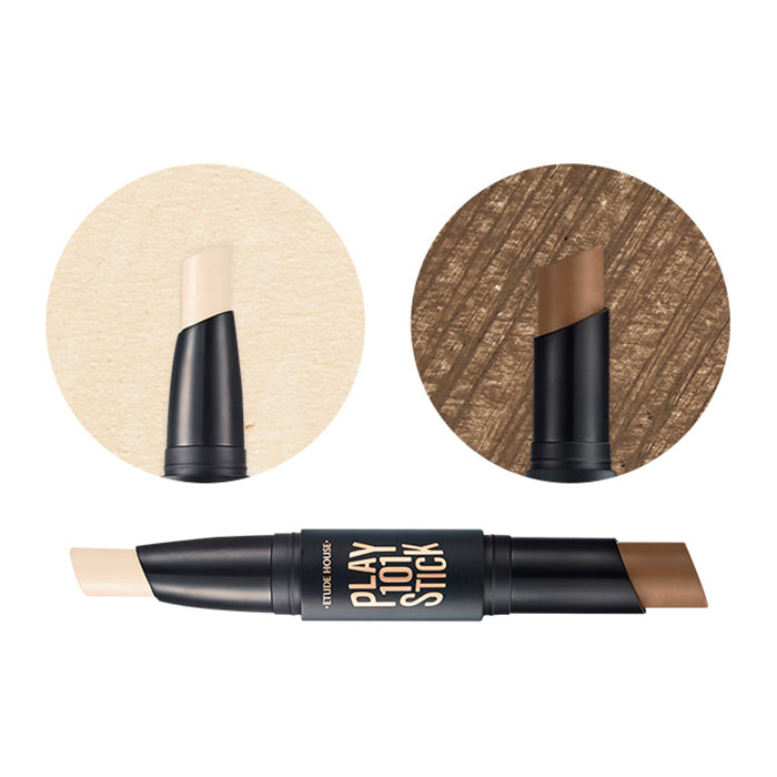 Play 101 Stick Contour Duo [#02 Intense]
