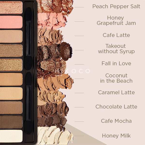 Etude House Play Colour Eyes In The Cafe - Hikoco - Korean Beauty, Skincare, Makeup, Products in New Zealand - 2