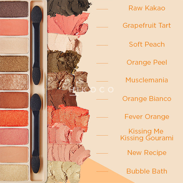 Etude House Play Colour Eyes Juice Bar - Hikoco - Korean Beauty, Skincare, Makeup, Products in New Zealand - 2