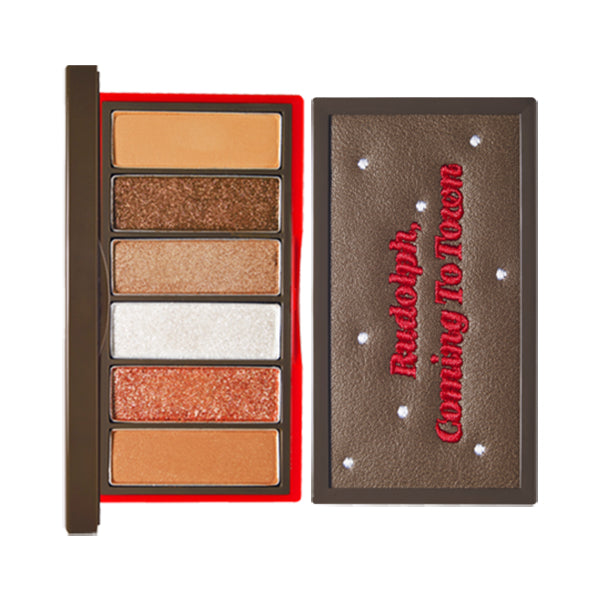 Play Color Eyes Mini [#Rudolph, Pulling The Sleigh]
