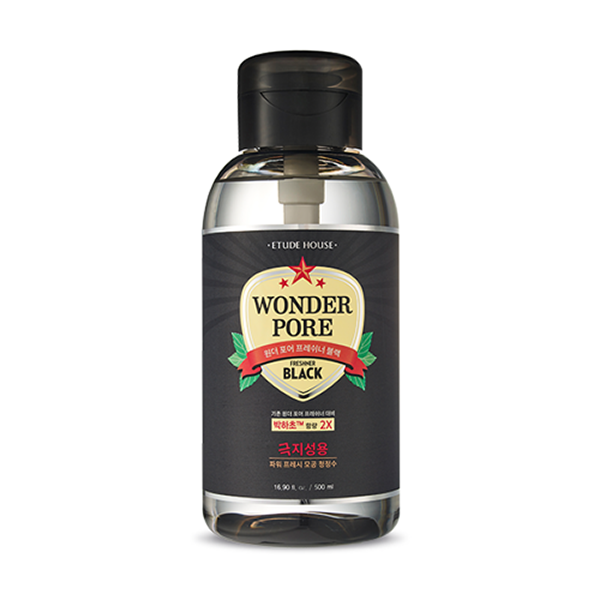 Wonder Pore Freshner Black