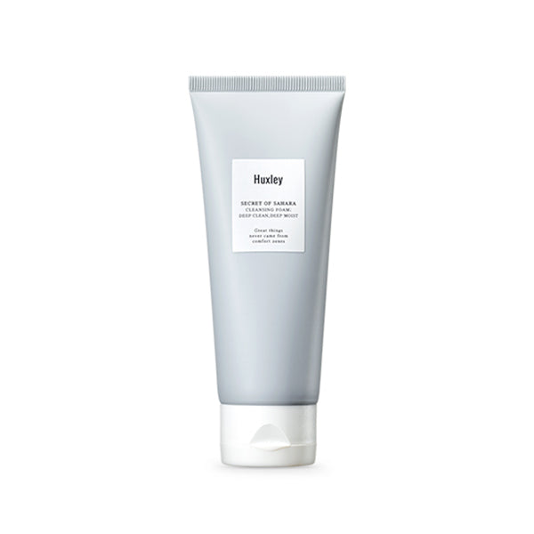 Cleansing Foam; Deep Clean Deep Moist