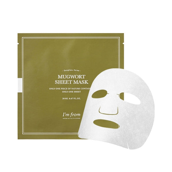 Mugwort Sheet Mask Set [10 Masks]