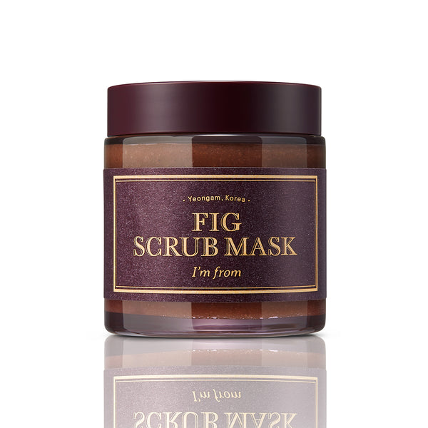 Fig Scrub Mask
