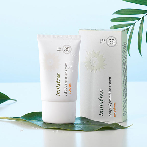 Daily UV Protection Cream No Sebum SPF35 PA+++