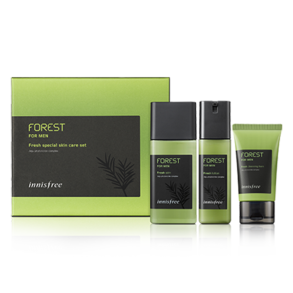 Forest for Men Fresh Special Skincare Set