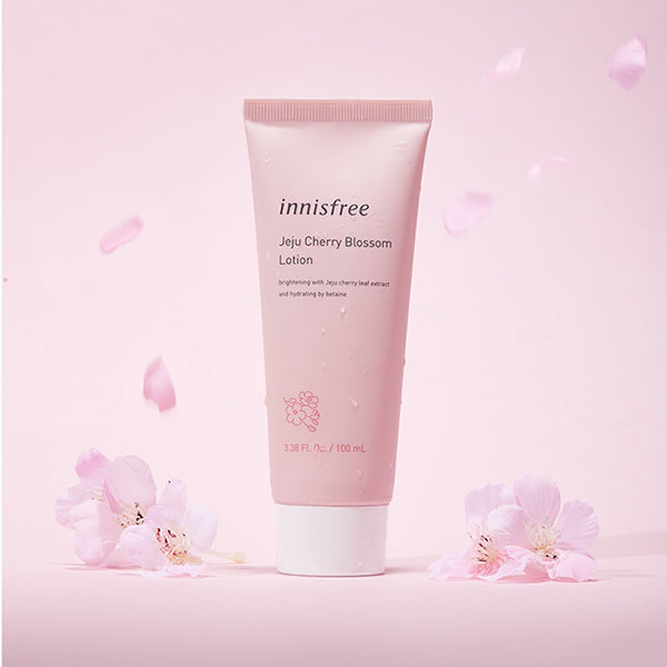Jeju Cherry Blossom Lotion