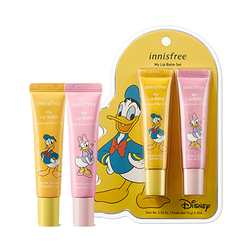 Mickey & Friends My Lip Balm Set [#Donald & Daisy Duck]