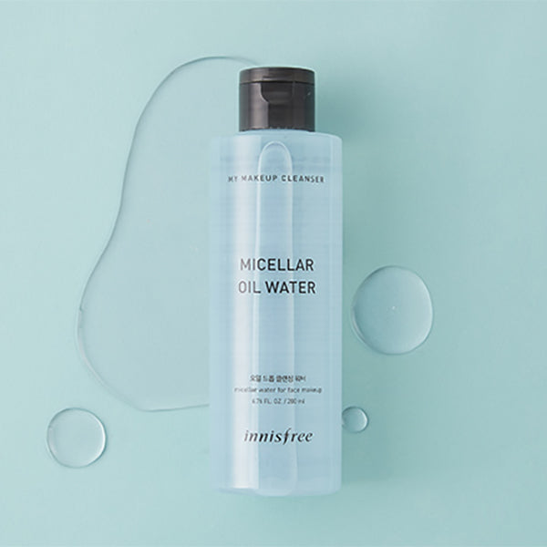 My Makeup Cleanser [#Micellar Oil Water]