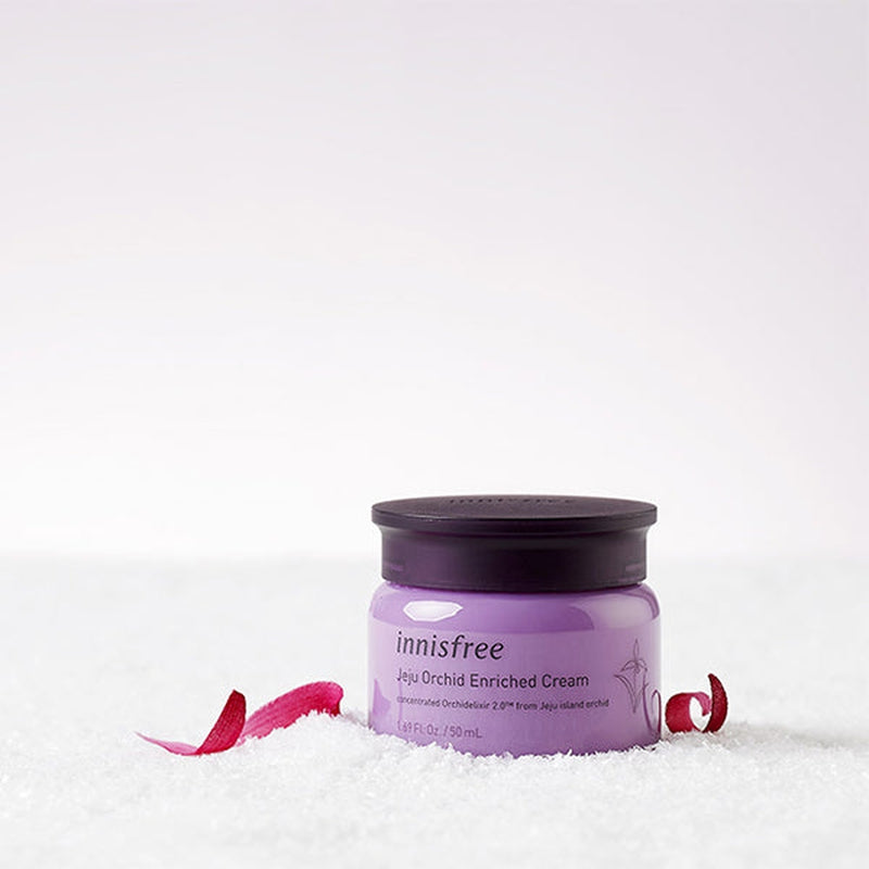 Jeju Orchid Enriched Cream