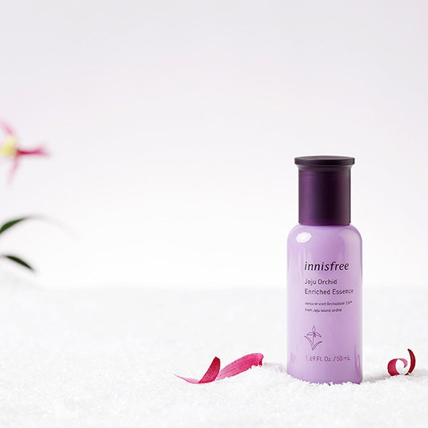 Jeju Orchid Enriched Essence