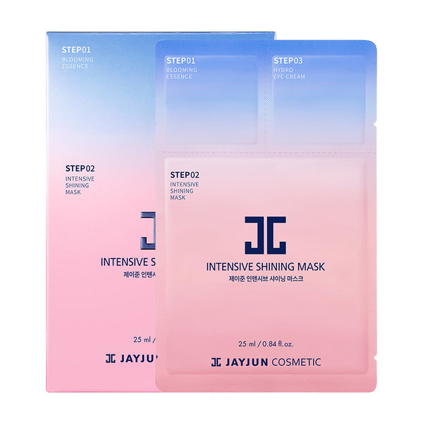 Intensive Shining Mask 3 Step Set [10 Masks]