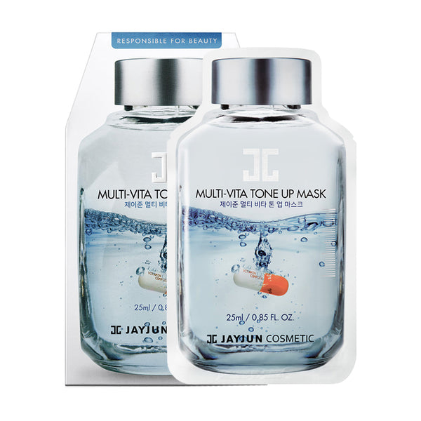 Multi Vita Tone Up Mask Set [10 Masks]