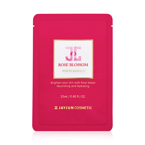Jayjun Rose Blossom Mask Set [10 Masks] - Hikoco - Korean Beauty, Skincare, Makeup, Products in New Zealand - 3