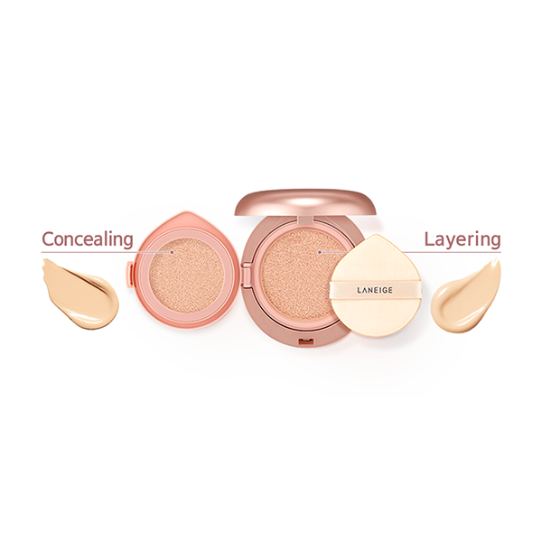 Layering Cover Cushion [#21 Beige]