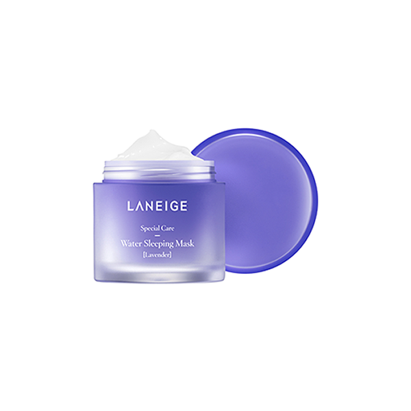 Water Sleeping Mask [Lavender]