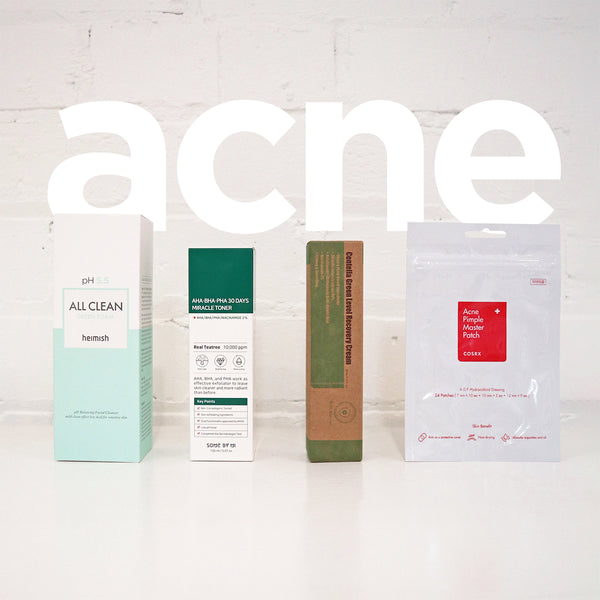 [KOCO BOX] Sick of Acne