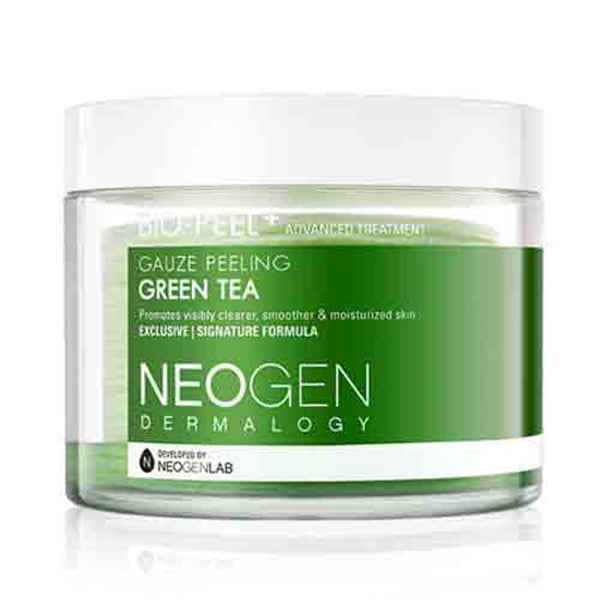 NEOGEN Bio-Peel Gauze Peeling Green Tea - Hikoco - Korean Beauty, Skincare, Makeup, Products in New Zealand - 1