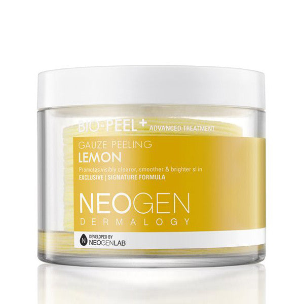 NEOGEN Bio-Peel Gauze Peeling Lemon - Hikoco - Korean Beauty, Skincare, Makeup, Products in New Zealand - 1