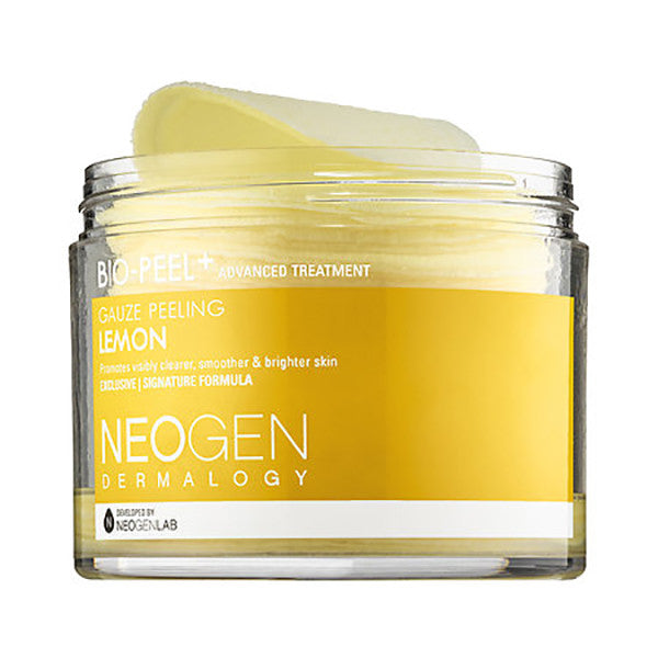 NEOGEN Bio-Peel Gauze Peeling Lemon - Hikoco - Korean Beauty, Skincare, Makeup, Products in New Zealand - 2