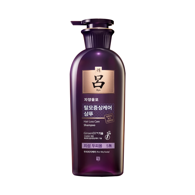 Jayangyunmo Hairloss Care Shampoo [For Oily Scalp]