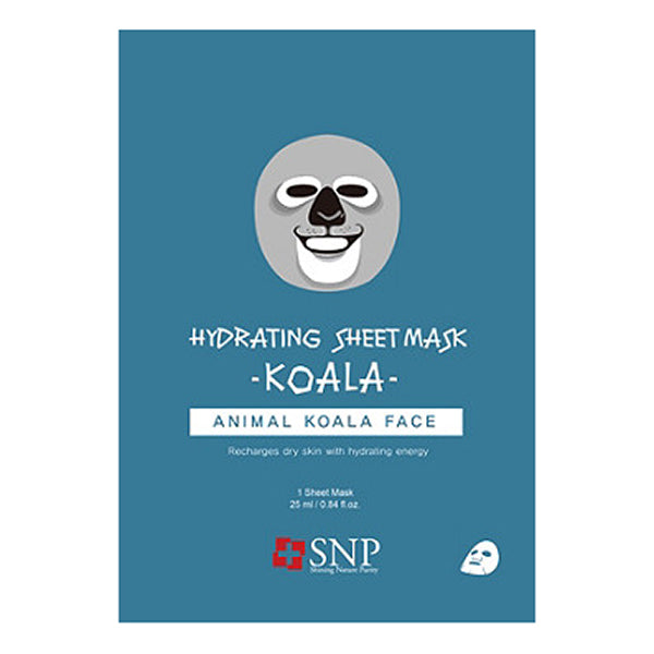 Animal Koala Hydrating Sheet Mask Set [10 Masks]