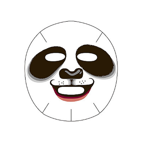 Animal Panda Whitening Sheet Mask