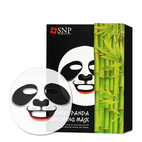 Animal Panda Whitening Sheet Mask Set [10 Masks]