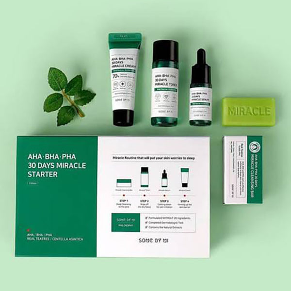 AHA BHA PHA 30 Days Miracle Starter Kit